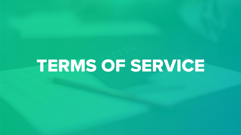 Term of Service | 90 LoveHome