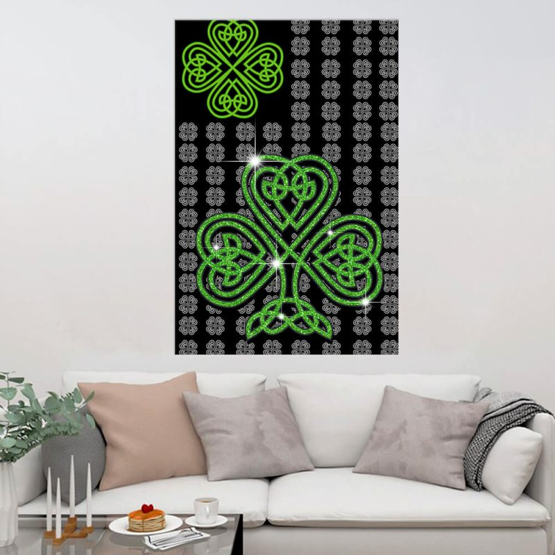 St Patrick's Day Wall Art